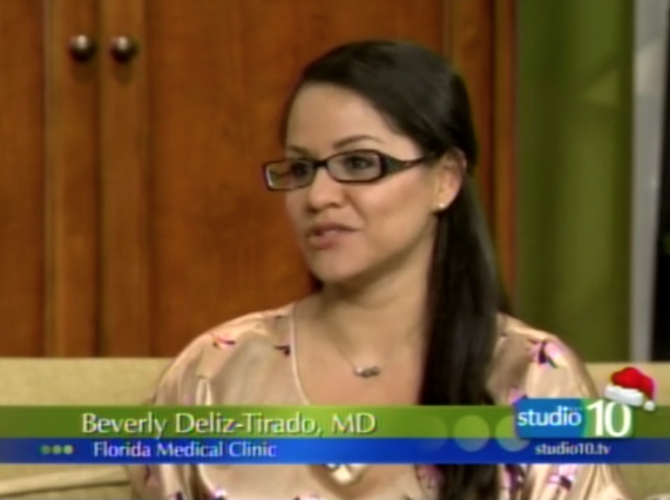 Dr. Deliz-Tirado on Studio10